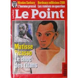EN QUESTION, MATISSE PICASSO LE CHOC DES TITANS: MICHEL COLOMES: Books
