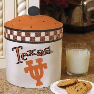 Texas Longhorns Gameday Ceramic Cookie Jar