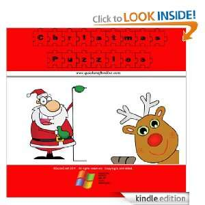 Christmas Craft Kids Puzzles (QuickCraft) QuickCraft
