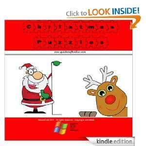 Christmas Craft Kids Puzzles (QuickCraft) QuickCraft