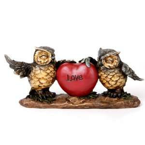 Green Tree Collection Love Owls 95019