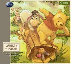 THE ART OF Winnie the Pooh Wall Calendar 2011