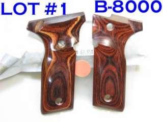 ALTAMONT Ultima Super Walnut Gun Grips BERETTA 8000 8040 Cougar