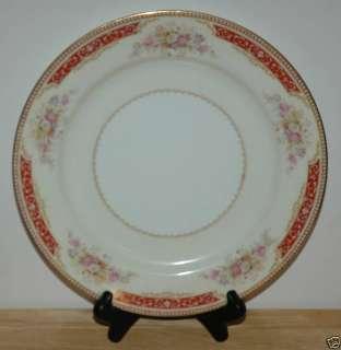 Old Noritake China Dinnerware,Cyrano Pattern,1920s,81pc