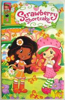 SHORTCAKE Comic Book # 3 Super Rare FIRST PRINTING NM/UNREAD Sold Out