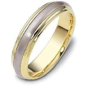Karat Gold Comfort Fit Wedding Band Ring   10.75 Dora Rings Jewelry