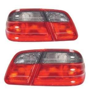 2000 2004 Inifiti I30 KS LED Red/Clear Tail Lights Automotive