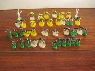 41 players Tudor Electric Football players