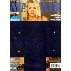 MAYFAIR MAGAZINE VOL. 44 NO. 12: MAYFAIR: Books