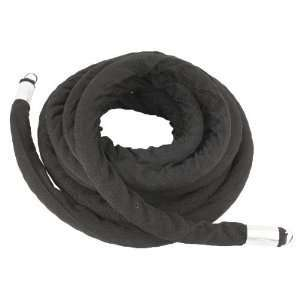 Ropes Gone Wild 2x45 Black Bulldog Jacketed Rope Trainer