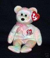 TY Beanie Baby CELEBRATE 15 Year Bear 8 MWMT