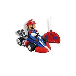 Nintendo Super Mario Mini Radio Control Kart Remote