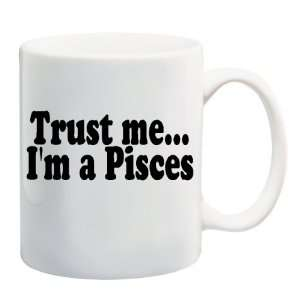 PISCES Mug Coffee Cup 11 oz ~ Astrology Birthday