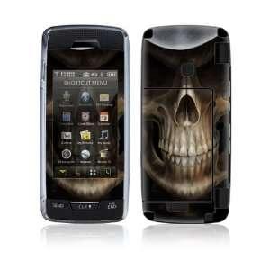 LG Voyager (VX10000) Decal Skin   Skull Dark Lord