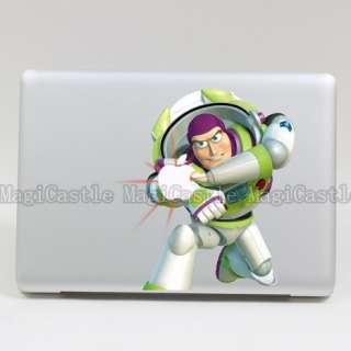 Buzz Lightyear Macbook air pro Vinyl Sticker Decal Skin