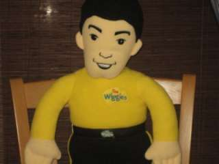 Wiggles greg doll