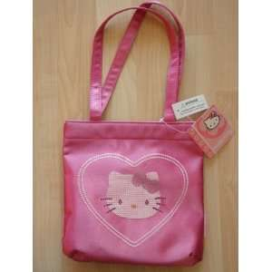 Hello Kitty Pink Heart Purse Toys & Games
