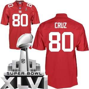 Super Bowl XLVI champions NFL Authentic Jerseys New York Giants Victor