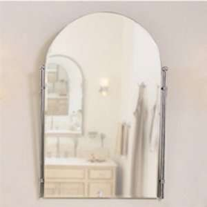Ginger Accessories 1142 Large Framed Mirror Antique Copper
