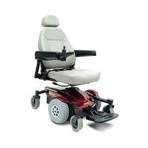 Pride Jazzy Select 6 Power Chair   Red   JSELECT6JSELECT6