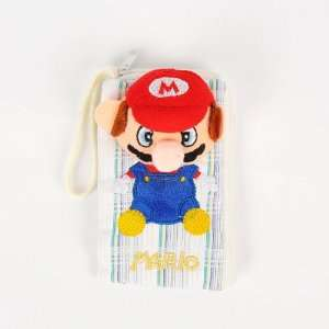 Super Mario Figure Cell Mobile Phone Bag Holder Cell