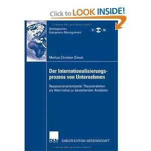 ) Markus Christian Simon, Prof. Dr. Jörg Freiling Books
