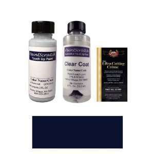 Oz. Deep Blue Paint Bottle Kit for 2004 Volvo S80 (613) Automotive