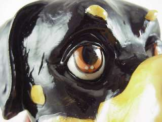 Rocky the Rottweiler Dog   Little Paws Figurine   NIB