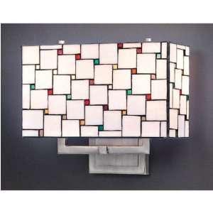 Kichler Modern Art Glass Wall Sconce