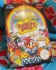 Nintendo NES Boxed Game Rainbow Islands Bubble Bobble 2