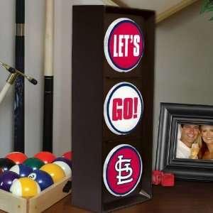 St. Louis Cardinals MLB Lets Go Light