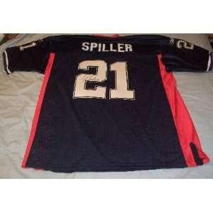 C.J. Spiller Autographed Buffalo Bills Jersey W/PROOF