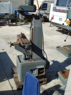 Vertical Milling Machine   just the right size for a home shop