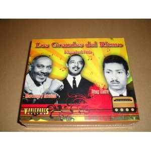 Los Grandes Del Ritmo Varios Artistas 3cd (Audio Cd 2010