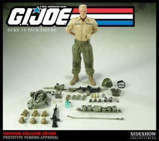 EXCLUSIVE Sideshow DUKE 12 inch Action Figure 1/6 Scale Binoculars GI