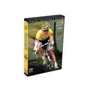 2006 TOUR DE FRANCE DVD 12 HOUR Movies & TV