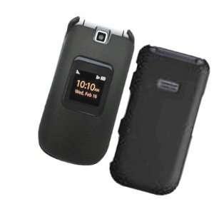 com For Boost Mobile Samsung Factor M260 Accessory   Black Hard Case