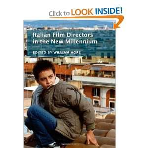Italian Film Directors in the New Millennium