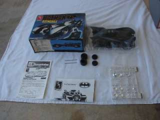 amt ertl batman batmobile model kit 6877 1 25 new search