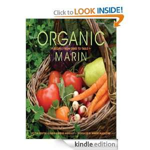 Organic Marin: Recipes from Land to Table: Tim Porter, Marin Magazine