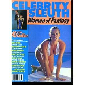 CELEBRITY SLEUTH MAGAZINE vol. 3 #2: celebrity sleuth: Books