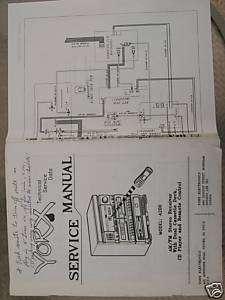 YORX 4200 COMPACT STEREO ORIGINAL SERVICE MANUAL #321