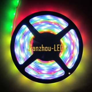 10M Dream color Christmas 5050 RGB Flash LED Strip 94 change + RF
