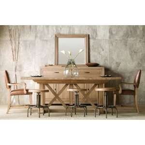 Universal Furniture Village Rectangular Dining Room Set