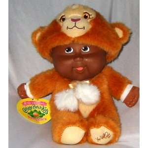Patch Kids Snugglies African American Monkey Doll Toys & Games