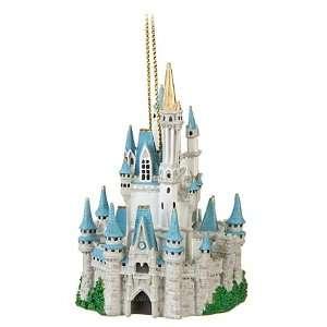 Disney World Miniature Cinderella Castle Christmas