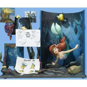 Disney Little Mermaid Scene Replica: Toys & Games
