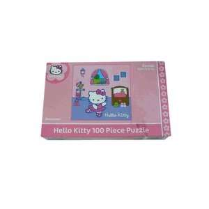 Sanrio Hello Kitty Puzzle 100pc. Toys & Games