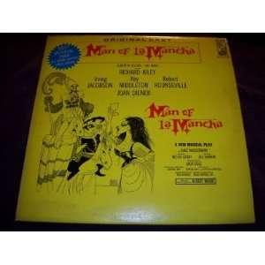 Man of La Mancha Books