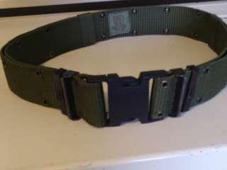 Belt, Pistol or Equipment. US Army USMC Surplus. Various Styles